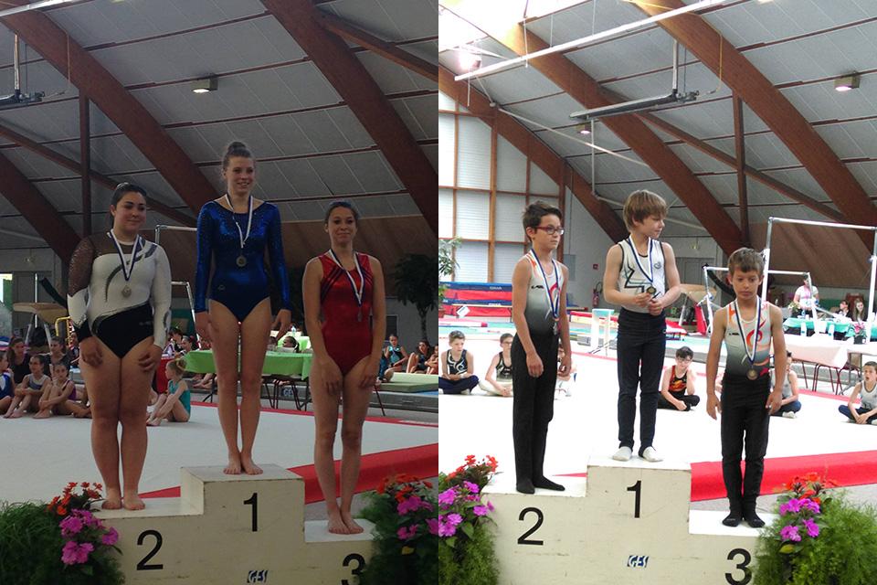 Finale DIR Zone Sud Ouest individuelle 2015