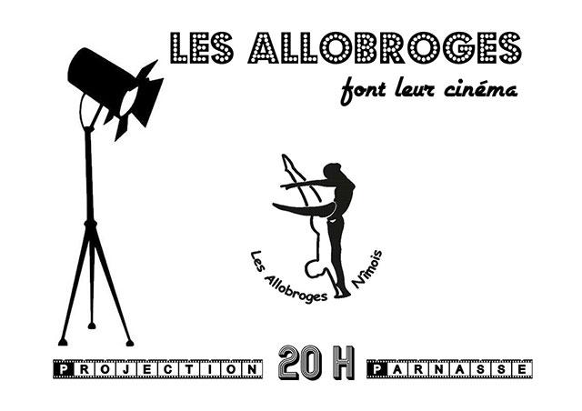 Les Allobroges font leur cinéma