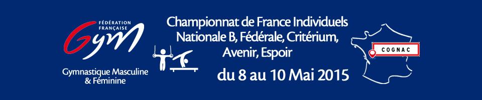 Championnat de France 2015 à Cognac