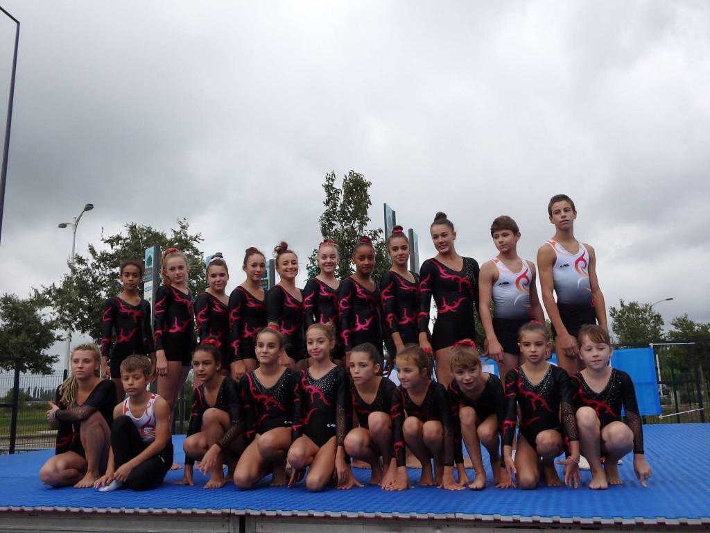 Vital Sport 2015 - Groupe démonstration