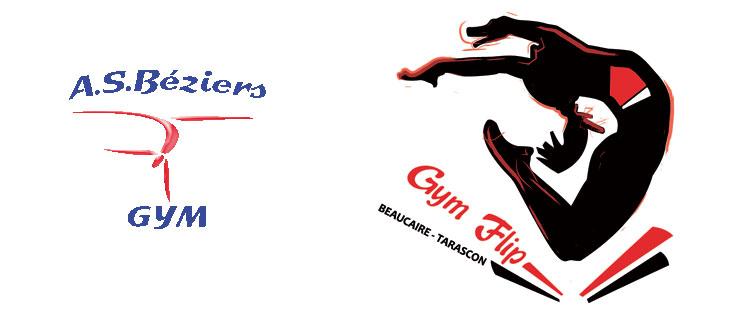 Championnats départementaux 2016 GAM-GAF à Béziers et Beaucaire