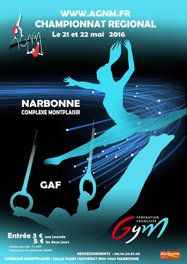 Finale régionale à Narbonne