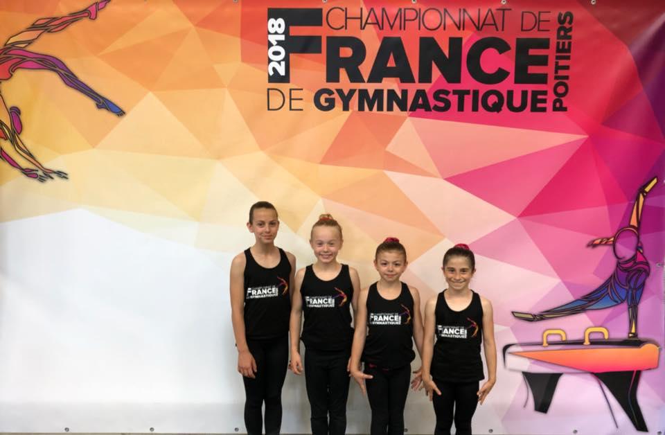 Championnat de France par équipe à Poitiers