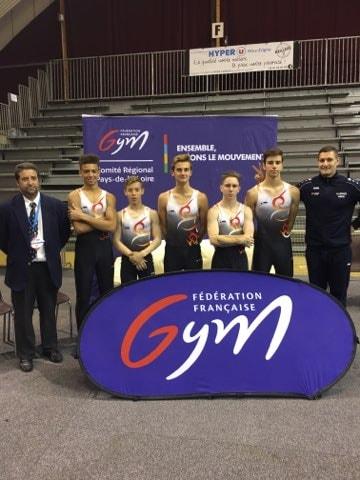 Finale nationale du Trophée fédéral GAM et GAF