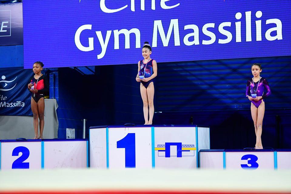Les nîmoises dans le top 10 au Massilia